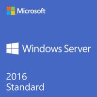Microsoft Windows Server Standard 2016 64Bit English (P73-06999)