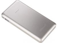 Intenso® Mobile Chargingstation, Silver, 10000 mAh, Slim