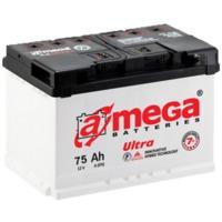 Аккумулятор AMEGA-75Ah Ultra