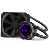 AIO Liquid Cooling NZXT Kraken X42 140mm Fan, CAM RGB Lightning, (RL-KRX42-02)