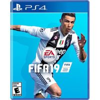 Gamedisc Fifa 2019 for Playstation 4