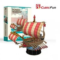 3D PUZZLE Roman Warship