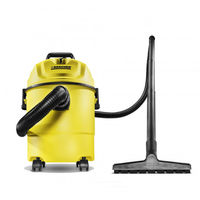 Пылесос Karcher WD 1 Car (1.098-307.0), Yellow/Black
