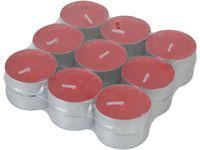 Свечи чайные ароматизированные 18шт, ягода