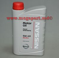 купить Масло моторное Nissan 5W-40 SL/CF 1L (5W40) в Кишинёве
