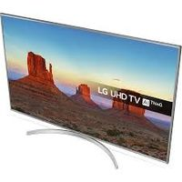 "50"" LED TV LG 50UK6950PLB, Silver (3840x2160 UHD, SMART TV, PMI 2000Hz, DVB-T2/C/S2) (50"", Silver, 4K 3840x2160, PMI 2000Hz, SMART TV (WebOS 4.0), 4K Active HDR, HDR10 Pro, 4 HDMI, 2 USB, WiFi 802.11 ac, DVB-T2/C/S2, OSD Language: ENG, RU, RO, Speakers 2x10W, Remote control ''Magic Motion"" AN-MR18BA, 12.8Kg, VESA 200x200 )"
