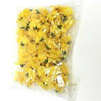 Цветы декоративные желтые CDF13076