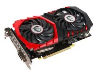 cumpără MSI GeForce GTX 1050 GAMING X 2G /  2GB DDR5 128Bit 1556/7108Mhz (OC Mode), DVI, HDMI, DisplayPort, Dual fan - TWIN FROZR VI (Zero Frozr/Airflow Control Technology), TORX 2.0 FAN, Gaming App, Retail în Chișinău