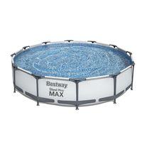 Bestway Бассейн метал каркас Steel Pro Maxl, 366 x76см
