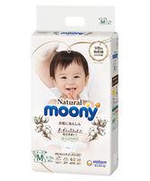 Подгузники Moony Natural M (6-11 кг) 46 шт