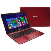 Laptop Asus X555LJ Red