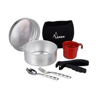 Наборы посуды алюм. Laken Cooking Set Aluminium + Neo Cover 17 cm, 1011FN