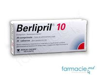 Berlipril comp. 10mg N30 (Enalapril)