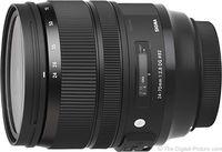 Zoom Lens Sigma AF  24-70mm f/2.8 DG OS HSM Art F/Nik