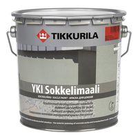 Tikkurila Краска для цоколя Yki A Глубокоматовая 2.7л