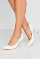 Pantofi ANNA FIELD Alb anna field white