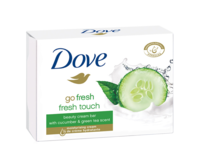Dove  Beauty Cream Bar Fresh Touch 100гр