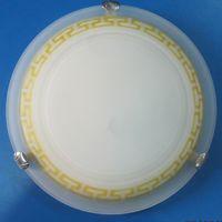 Светильник HF-MD040 2*E27 желтый HF