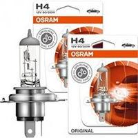 купить Автолампа OSRAM H4 (64193-01B 60/55W 12V P43T) в Кишинёве