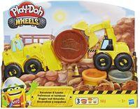 Игровой набор Play Doh Веселая Стройка (E4293)