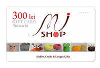Card cadou / 300 lei