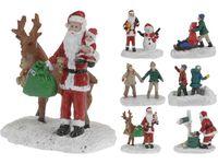 купить Фигурка рождественская 6X4X5.5cm в Кишинёве