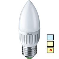 (LL) LED (5W)  NLL-P-C37-5-230-2.7K-E27-FR (Standard)