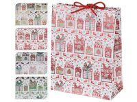 """купить Пакет подарочный """"Подарки"""" 41X33X9.6cm в Кишинёве"""