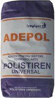 Клей для приклеивания и армирования полистирола ADEPOL POLISTIREN UNIVERSAL 25 кг