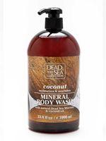 DSC32 Гель для душа с минералами Мертвого моря и маслом кокоса 1000мл 1348