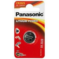 Baterie Panasonic CR2025EL/1B 3V