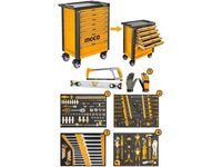 Набор инструментов Ingco HTCS271621