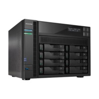 "ASUSTOR AS6208T, 3.5"" or 2.5"" SATA3 CPU 2.24GHz Ram 4GB USB3.0"