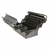 Ящик для инструмента метал 5 отд 40 см TOPEX 3511