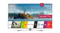 TV LED LG 43UJ701V.AEE, Silver