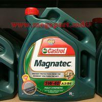 5W-40 Castrol Magnatec GTX 5L