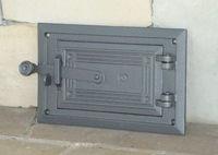 Ușa din fonta DPK1