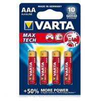 AAA/Maxi-Tech alcalina/бл-2 бат. VARTA