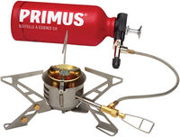 PRIMUS OmniFuel II with fuel bottle, серый