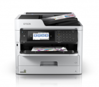 Epson WorkForce Pro WF-C5790 DWF, Printer/Scanner/Copier/Fax, A4, Printer resolution: 4800x1200 DPI, Scaner resolution: 1200x2400 DPI, Ethernetm USB 2.0