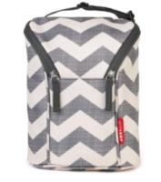 Skip Hop термо сумка для бутылочек GrabGo Chevron
