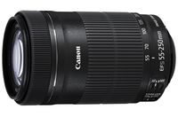 Canon EF-S 55-250mm f/4.0-5.6 IS STM, Zoom Lenses