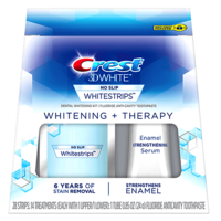 CREST 3D WHITE - WHITENING + THERAPY KIT