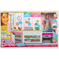 Барби Кухня