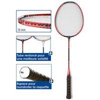 cumpără Racheta badminton Steel/alu 66cm 105g BAD303  (8566) în Chișinău