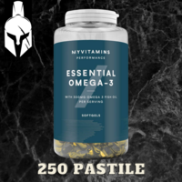 Рыбий жир Омега-3 - MyProtein - 250 капсул