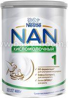 Nestle NAN® 1 Кисломолочный (0-6m) 400 gr.