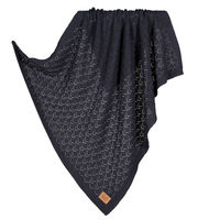 Покрывало La Millou Tender Cotton Blanket Pure Graphite