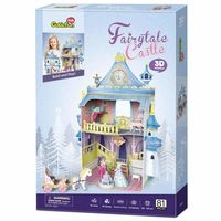 CubicFun пазл 3D Fairytale Castle