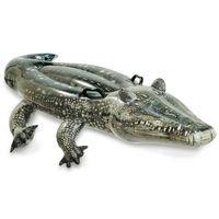 Intex Детский надувной Крокодил